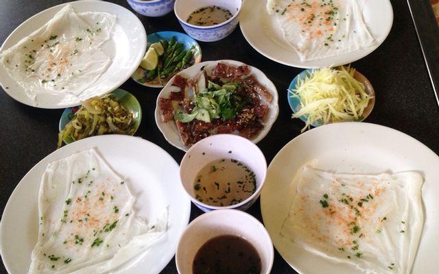 Bánh Cuốn Thịt Nướng - Trần Nhật Duật ở Đắk Lắk