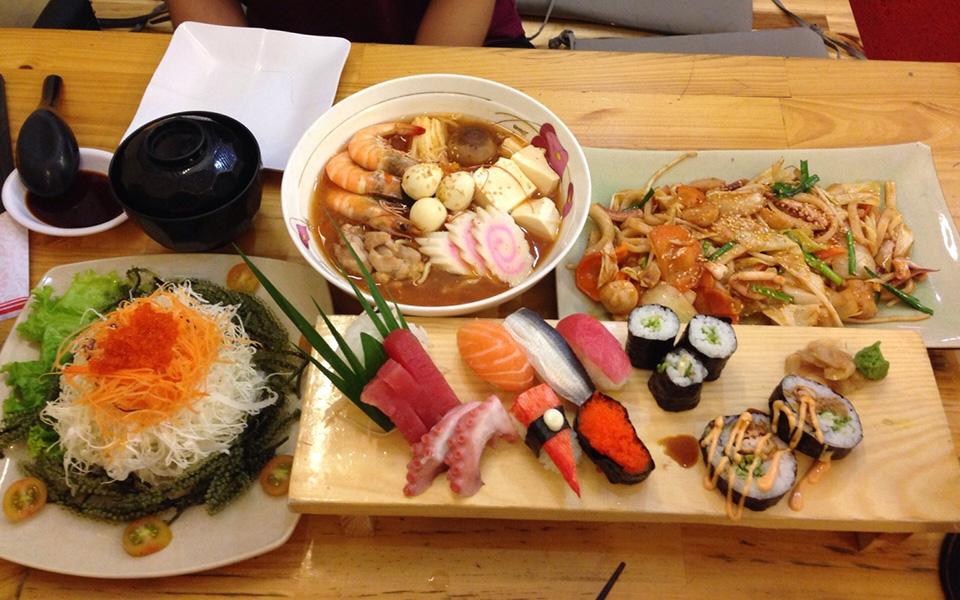 Sakura Việt Nam - Sushi Nhật Bản