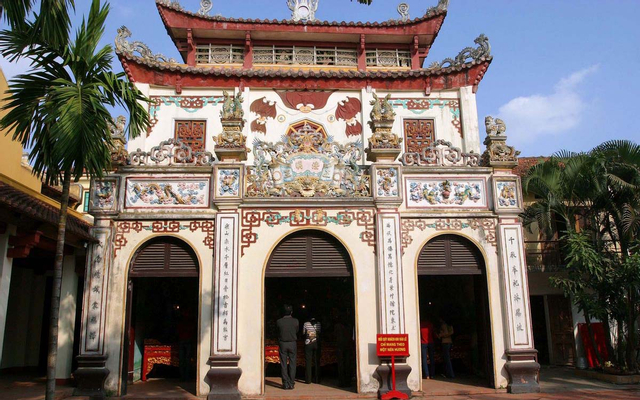 Phủ Tây Hồ - Địa Điểm Tham Quan Hà Nội ở Hà Nội