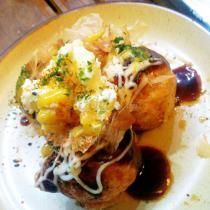 Tako Oh! - Bánh Mực Nướng & Bạch Tuộc