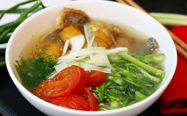 Vân Vi - Bún Cá ở Bình Định