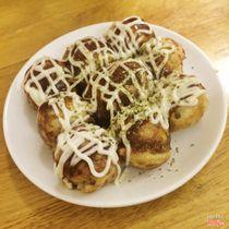 Sakura No Takoyaki - Bánh Bạch Tuộc Nhật