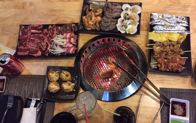 Hana BBQ & Hot Pot Buffet - Mạc Đĩnh Chi