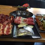 Buffet thịt nướng