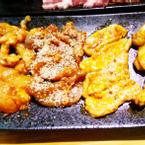 Thịt nướng các loại