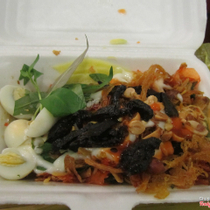 Bánh Tráng Trộn - Hưng Phú