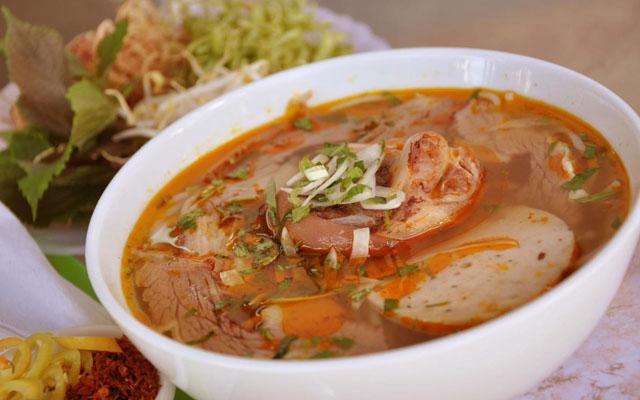 Bún Bò Loan - Lê Hồng Phong ở Khánh Hoà