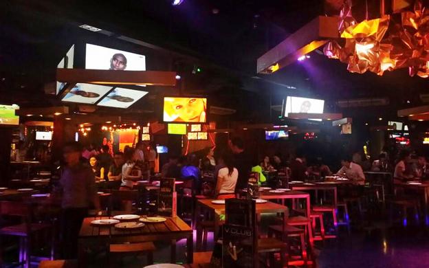 Saigon Superbowl, A43 Trường Sơn, P. 4 Quận Tân Bình TP. HCM
