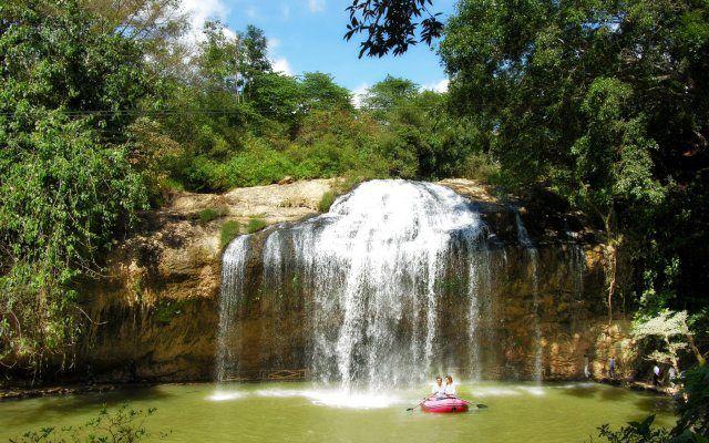 Khu Du Lich Thác Prenn ở Lâm Đồng