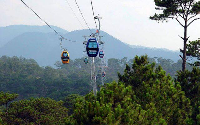 Khu Du Lịch Cáp treo Đà Lạt - Đồi Robin ở Lâm Đồng