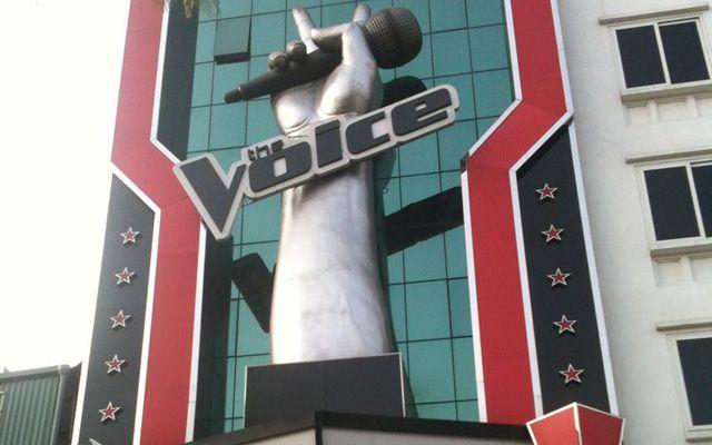 The voice karaoke ở Hà Nội