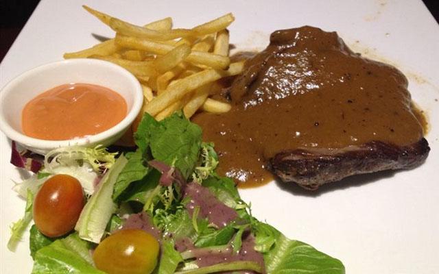 Bonjour Resto - Beefsteak Pasteur