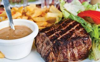 Bonjour Resto' - Beefsteak Pasteur
