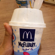 Mc flurry oreo