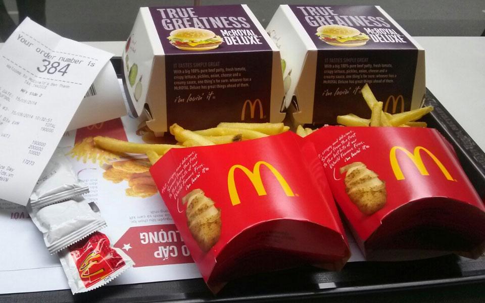 McDonald's - Trần Hưng Đạo