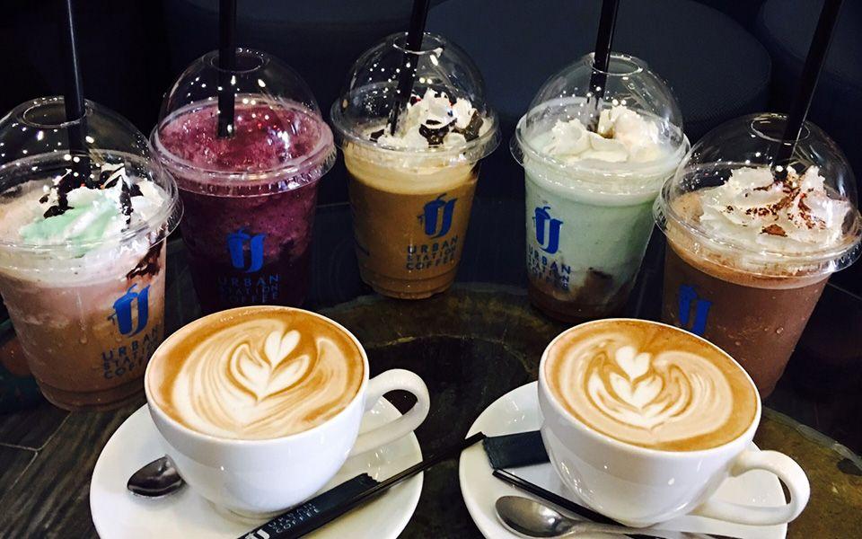 Urban Station Coffee Takeaway - 177 Hàm Nghi