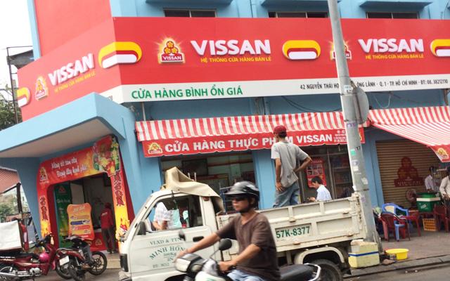 Vissan - Cửa Hàng Thực Phẩm -  Nguyễn Thái Học