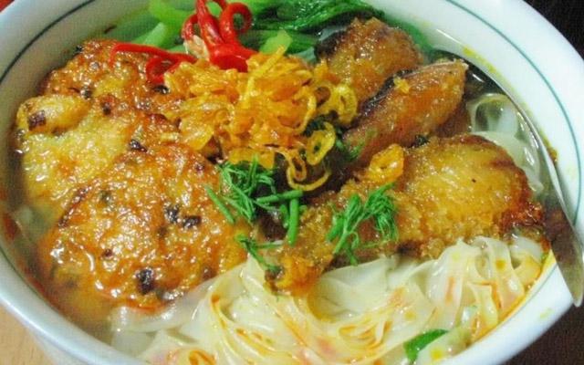 Canh Cá, Bún - Nguyễn Du ở Thái Bình