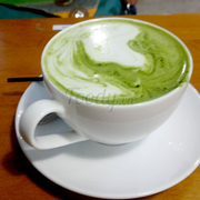 Milk Green Tea