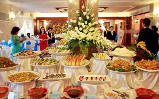 Buffet Nướng - Khách Sạn Hương Sen
