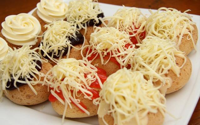 Bánh Su Kem Chewy Junior - Trần Bình Trọng