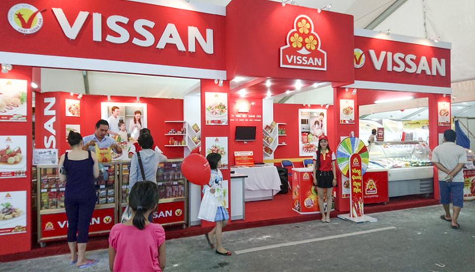 Vissan - Cửa Hàng Thực Phẩm - Lê Thánh Tôn