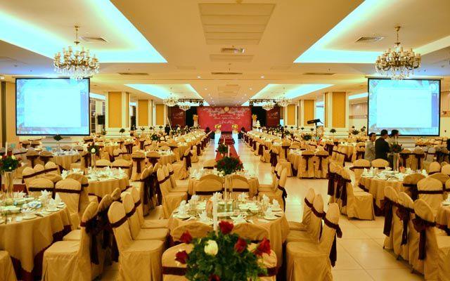 Hera Palace - Trung Tâm Tiệc Cưới ở Vũng Tàu