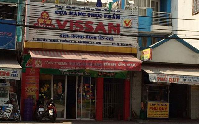 VISSAN - Nguyễn Thị Nhỏ