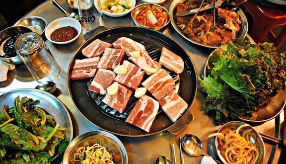 Jlegu BBQ - Nướng Hàn Quốc