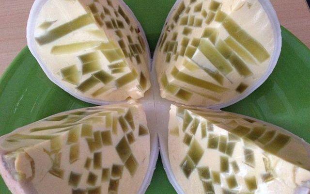 Rau Câu & Bánh Flan Trái Dừa