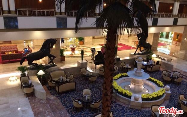 Lotte Legend Hotel, 2A - 4A Tôn Đức Thắng, P. Bến Nghé Quận 1 TP. HCM