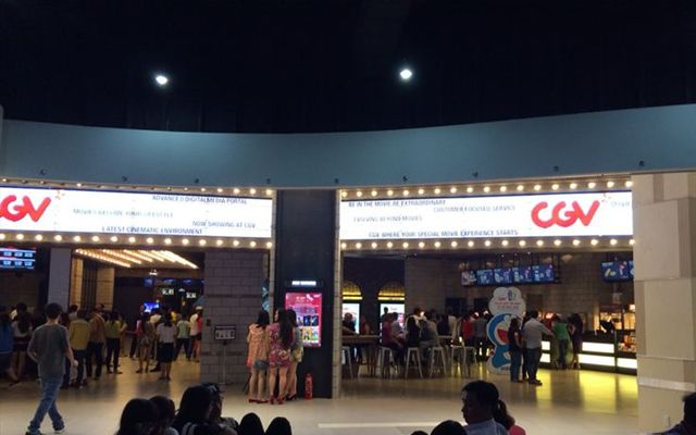 CGV Cinemas - AEON Mall ở TP. HCM