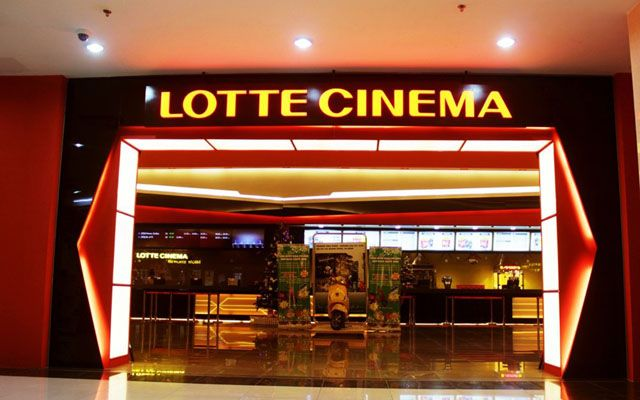 Lotte Cinema - Lotte Mart Biên Hòa ở Đồng Nai