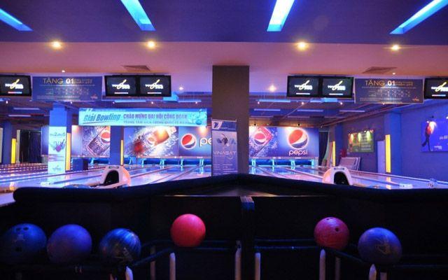 Powerbowl 388 - Parkson Hùng Vương ở TP. HCM
