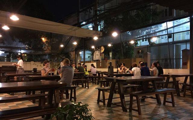 Vườn Bia 2F - Bia Club
