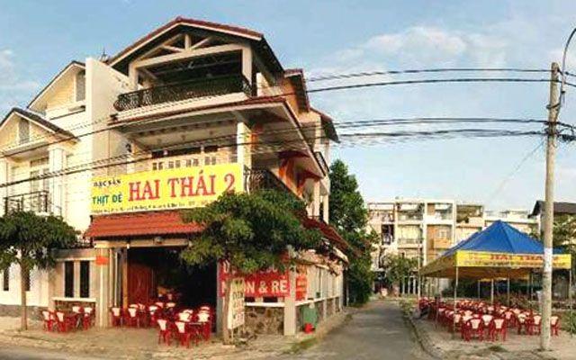 Hai Thái 2 - Đặc Sản Thịt Dê ở TP. HCM