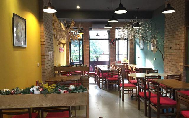 Ding Tea - Lê Đại Hành ở Hà Nội