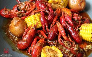 The Crab Shack - Nhà Hàng Hải Sản - Lê Quý Đôn