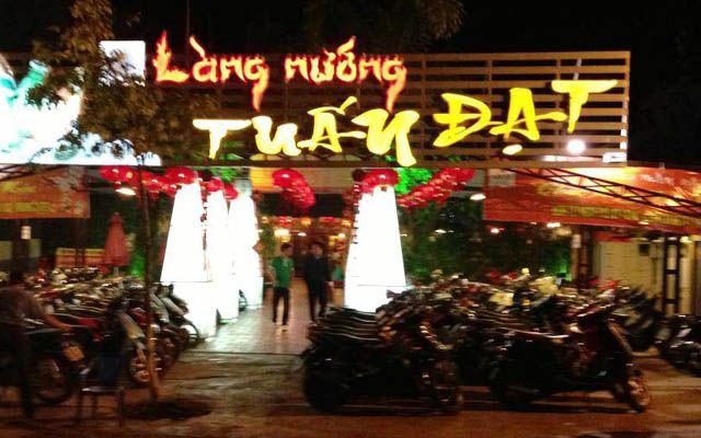Làng Nướng Tuấn Đạt - Nguyễn Khuyến ở Đắk Lắk