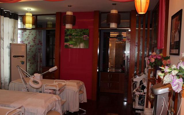 Sài Gòn Xinh Spa - Quán Thánh ở Hà Nội