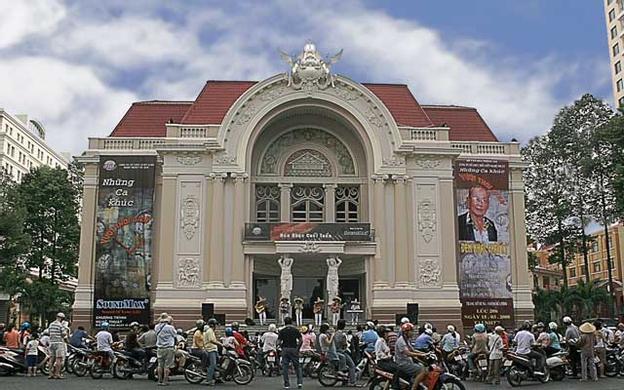 7 Công Trường Lam Sơn Quận 1 TP. HCM