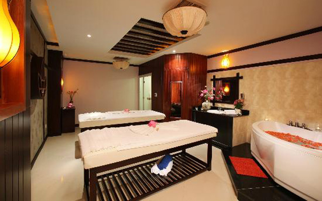 Golden Lotus Spa & Massage Club ở TP. HCM