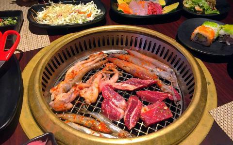 Các quán Nướng - BBQ Nhật Hàn ngon lành
