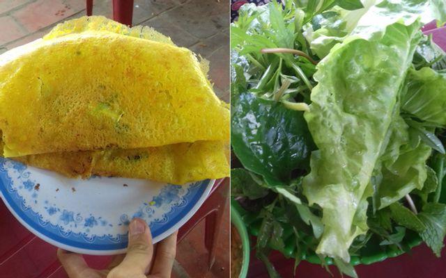 Bánh Xèo Ven Đô - Võ Thị Sáu ở Tây Ninh