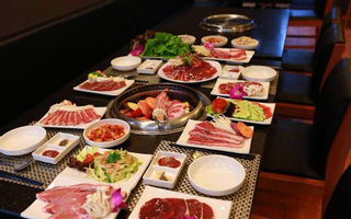 Family BBQ Buffet - Times City