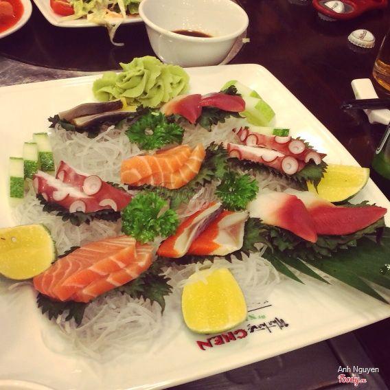 nhà hàng buffet lẩu nướng ngon ở Hà Nội_Chen