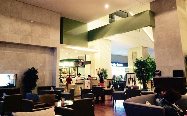 Fountain Cafe - Keangnam Landmark ở Hà Nội