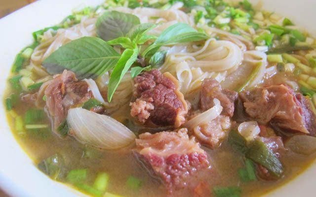Quán Phở Sài Gòn - Nguyễn Hữu Lê ở Cà Mau