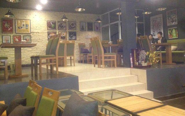 Bức Tường Coffee - Đà Giang ở Hòa Bình
