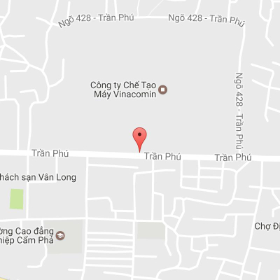 717 Trần Phú, Cẩm Thủy Tp. Cẩm Phả Quảng Ninh